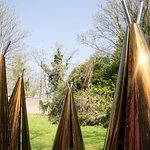 Sculpture at the Cass Sculpture Foundation