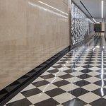 Amazing dual entrance Lobby