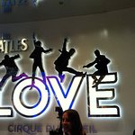 Photo of The Beatles - Love - Cirque du Soleil