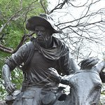 TEXAS DROVER AT PIONEER PARK