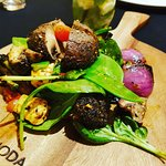 Our Clay-oven vegetables are a treat for vegans and vegetarians