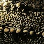bones of the dead