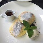 Vanillas pancakes - so delicious!