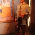 Van Gogh at Madame Tussauds