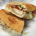 Calamari Steak Sandwich