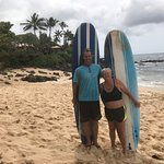 Foto de North Shore Surf Girls - Surf School