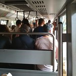 Cramp tram ride