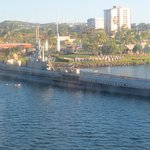 USS Bowfin at the visitor center