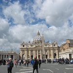Photo of St. Peter's Square (Piazza San Pietro)