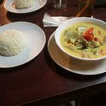 Photo de The Hut Cafe