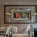 Costes restaurant mirror