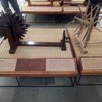 Semi mechanized ;looms (1920 - Bradely cotton UK'S)