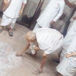Gandhiji's salt making protest photos