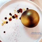 Carte Printemps - Sphère Chocolat Praliné