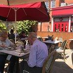 Cafe Rouge Garden