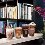Iced Latte, Iced Chai Latte, Iced Coffee