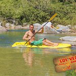 Kayaks are included in our Canopy Tour.