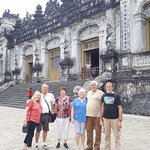 Hue Private Tours & boat trip on perfume river