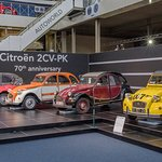 Special exhibit - 70 years of Citroën 2CV