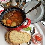 Authentic Hungarian Goulash - delicious!