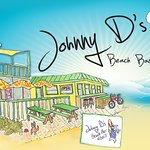 Johnny D's Beachside Bar & Grill resmi