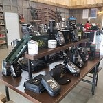 We now carry Black Rifle Coffee!