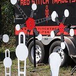 Our Red Stitch targets are in!