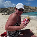 Lunch provided by Caribbean Paddling!
