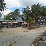 Holetown Beach restaurants