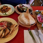 d&a hummus bistro - oost Photo