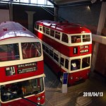 Motor bus and trolley bus