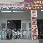 Doner kebab and pizza morro jable