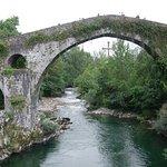 Puente Romano. Cangas de Onís. Asturias