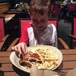 Kid's ribs