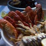 fish platter to share