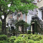 spring savannah, historic district 1