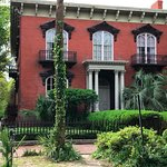 spring savannah, historic district 6