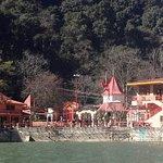 Naina Devi Tample View from the Lake