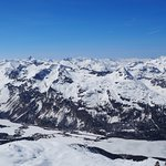 Bild från Mount Corvatsch