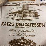 Photo of Katz's Deli