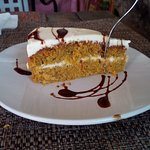 The Carrot Cake!!!