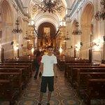 Gostei bastante!! Tem muita história,Lugar gelado por causa que a igreja é  feita  de mármore...