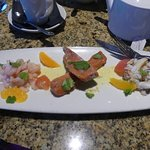Seafood small plate