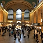 Hustle and bustle at Grand Central