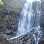 Hebbe Falls near Kemmannugundi, Chikmagalur.