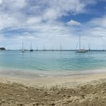 The best beach on Bequia