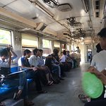Foto de Yangon Circular Train