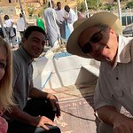 Becky, Ayman, Rod