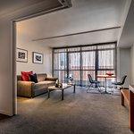 1 Bedroom, 1 Bedroom Spa and 2 Bedroom dual Key Apartmets