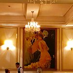 main dining room decor